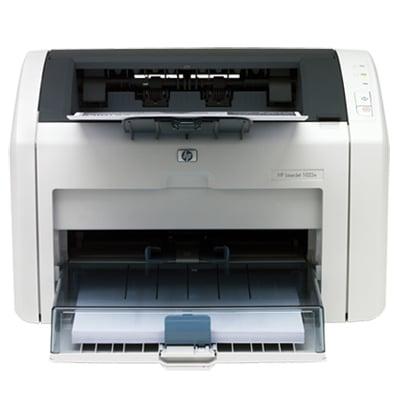 Imprimante laser monocrom HP LaserJet 1022n, retea, 19ppm