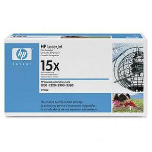 Toner / cartuş imprimantă laser HP 1000 1200 3300 C7115X