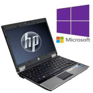 Laptop Refurbished HP Elitebook 2540P i5-540M 2.53GHz/4GB/250GB/ Windows 10 Pro