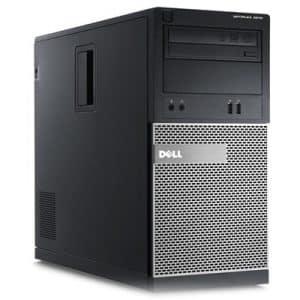 Calculatoare second hand Dell Optiplex 3010 Intel Core i3-3220 3.30GHz, 4GB ddr3, 250GB+128GB SSD
