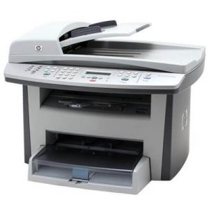 Multifunctionala second hand HP LaserJet 3055 All-in-One, laser monocrom, retea, fax