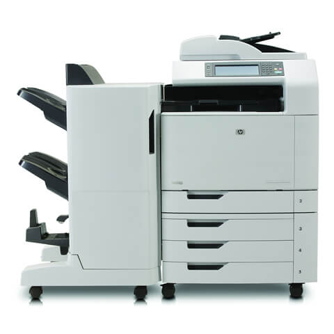 Multifunctionale second hand A3 HP Color LaserJet CM6040 MFP