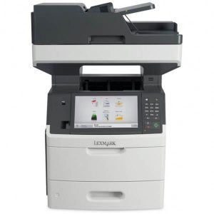 Multifunctionale second hand color Lexmark X748de, 33ppm