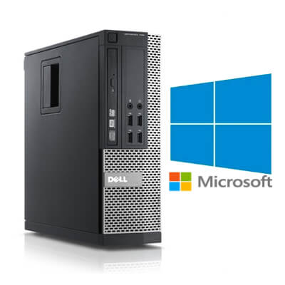 Calculator Refurbished Dell Optiplex 790 SFF i3-2100 3.1GHz/2GB DDR3/160GB/Windows 10 Home