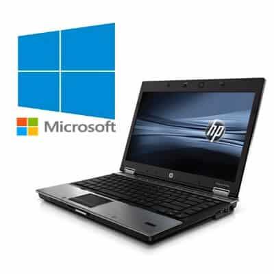 Laptop Refurbished HP Elitebook 8440p Core i5 520M/4GB/250GB/Windows 10 Home