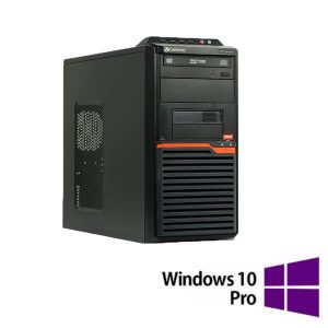 Calculatoare refurbished Gateway DT55 AMD Athlon II X2 255 3.10Ghz, 4Gb, 320Gb cu Windows 10 Pro