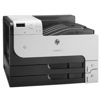 Imprimanta laser A3 monocrom HP LaserJet Enterprise 700 M712dn