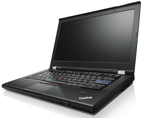 Laptop second hand Lenovo ThinkPad T420 I5-2540M 2.60GHZ 4GB 250GB DVD-RW, Webcam
