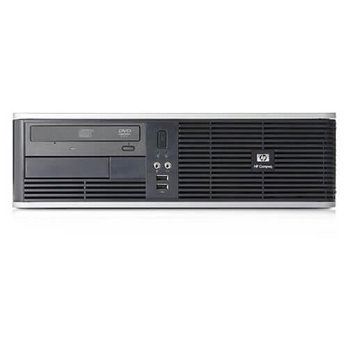 Calculator ieftin HP Compaq DC5700SFF Dual Core E2160 1.8GHz 1GB 80GB