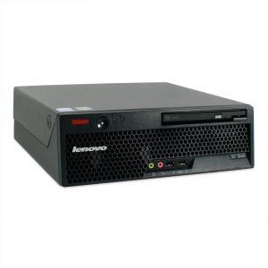 Calculatoare second hand Lenovo ThinkCentre M55 Core2Duo E6300 1.86GHz 2GB 160GB