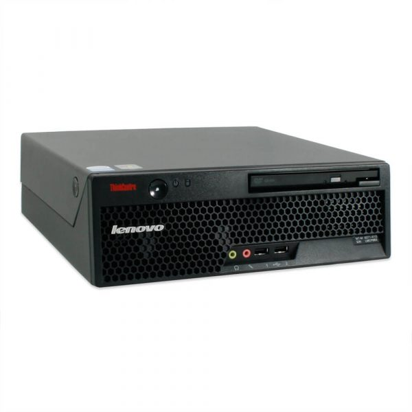 Calculatoare second hand Lenovo ThinkCentre M55 Core2Duo E6300 1.86GHz 2GB 160GB