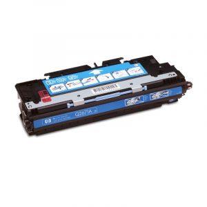 Cartuş / toner încărcat 100% HP Laserjet 3500 (Q2671A-albastru)