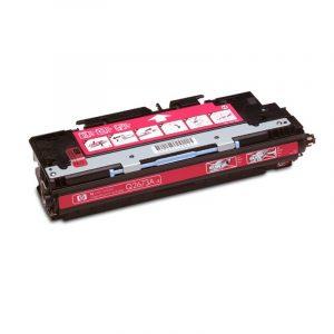 Cartuş / toner încărcat 100% HP Laserjet 3500 (Q2673A-roşu)