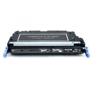 Cartuş / toner încărcat 100% HP Laserjet 3800 (Q6470A-negru)