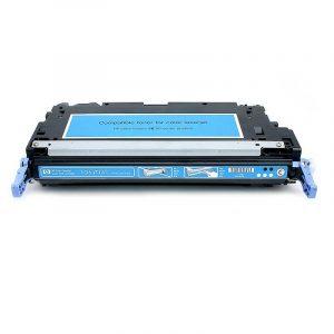 Cartuş / toner încărcat 100% HP Laserjet 3600 (Q6471A-albastru)