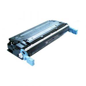 Cartuş / toner încărcat 100% HP Laserjet CP2025 (CC530A-negru)