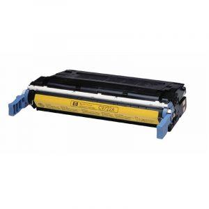Cartuş / toner încărcat 100% HP Laserjet CP2025 (CC532A-galben)