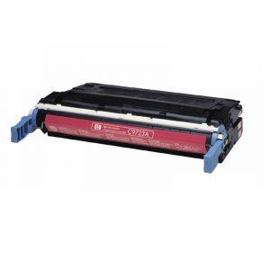 Cartuş / toner încărcat 100% HP Laserjet CP2025 (CC533A-roşu)