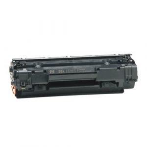 Cartuş / toner încărcat 100% HP Laserjet P1505 (CB436A)