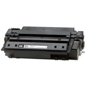 Cartuş / toner încărcat 100% HP Laserjet P3005 (Q7551X)