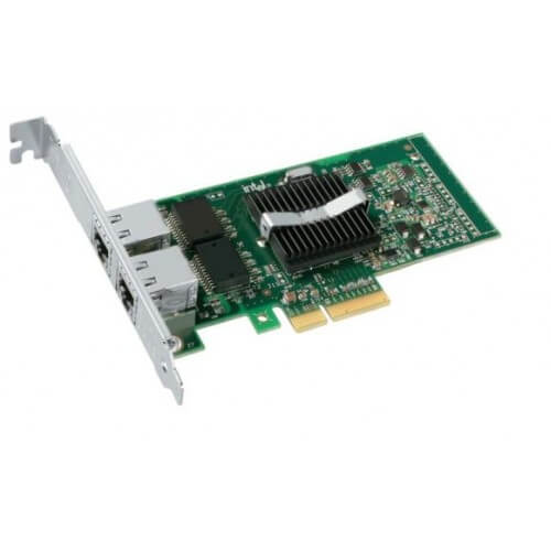 Placă de rețea Intel D33682 dual port