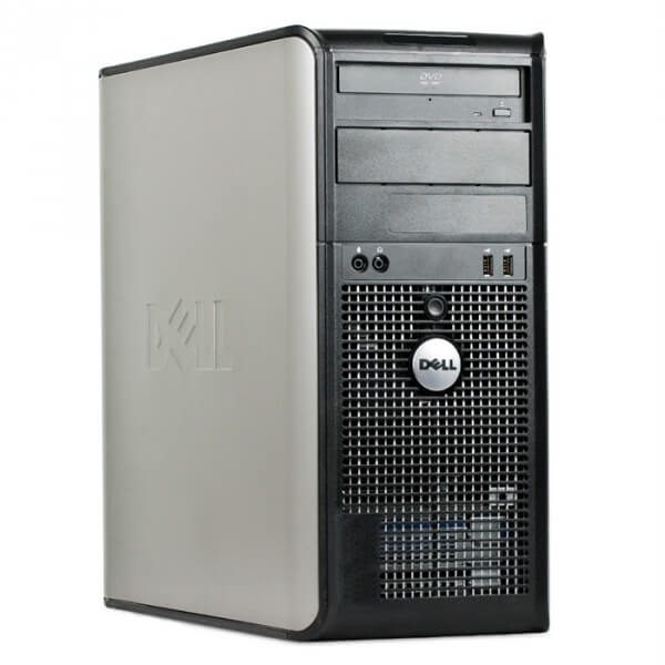 Calculator Tower Dell Optiplex 755 Dual Core E2180 2.0GHz 2GB 80GB