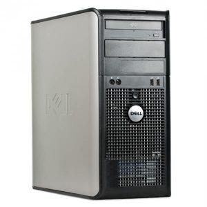 Calculatoare sh tower Dell Optiplex 755 Core2Duo E7400 2.8GHz 2GB 160GB