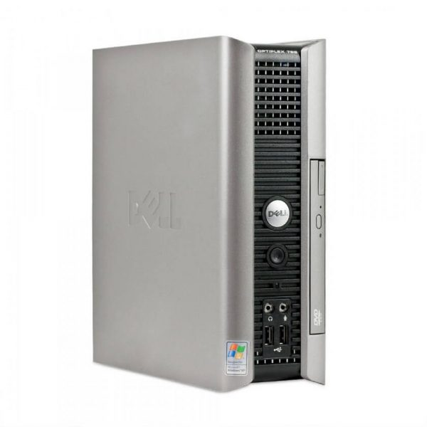 Calculatoare second hand Dell Optiplex 755USFF Dual Core E2160 1GB 80GB