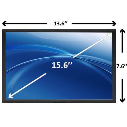 Display laptop 15.6 WXGA HD LED