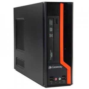 Calculatoare second hand Gateway DS10G Core 2 Duo E7500 2.93GHz/4GBddr3/250gb/dvd-rw