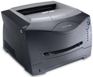 Imprimanta ieftina Lexmark E332N, 27ppm, retea