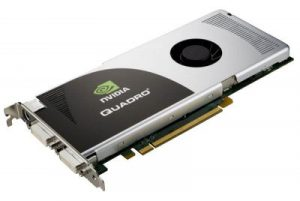 Placa video nVIDIA Quadro FX3700 512MB 128BIT
