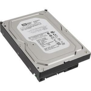 Hard Disk calculator SATA 500GB