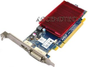 Placa video pci-express ATI Radeon HD 6450 1GB Gddr3, DVI, Display port