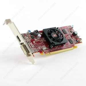 Placa video pci-express ATI Radeon HD-4550 512MB GDDR3, DVI, Display port