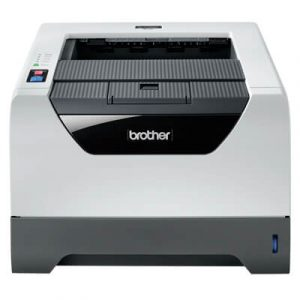 Imprimanta laser Brother HL-5350DN, A4, monocrom, duplex, retea, 30ppm