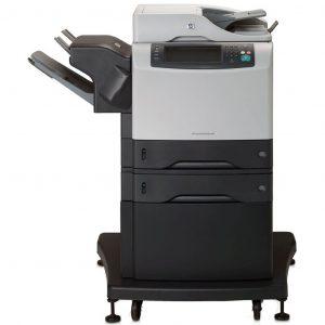 Multifunctionale second hand profesionale HP laserjet 4345MFP + sertar suplimentar