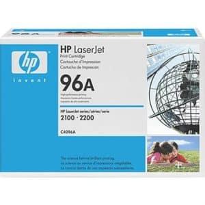 Toner / cartuş imprimantă laser HP 2100 2200 C4096A