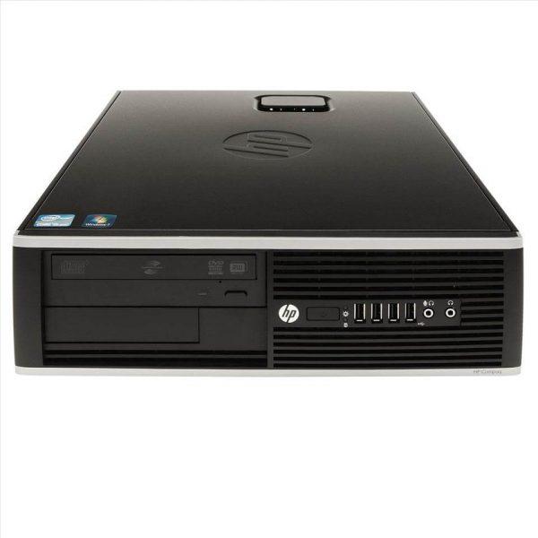 Calculatoare second hand HP Compaq 8000 Elite Core2Duo E8400 3.00GHz 2GB 250GB
