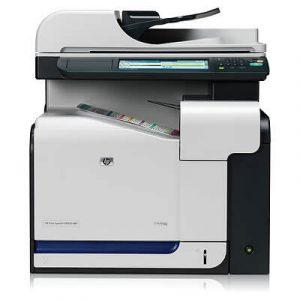 Imprimante multifunctionale color HP Laserjet CM3530 MFP