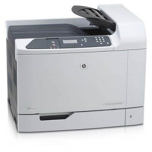Imprimante laser color HP Laserjet CP6015DN