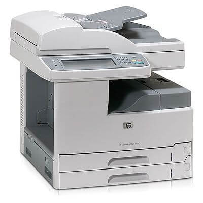 Multifunctionala A3 HP Laserjet M5025MFP, 25ppm