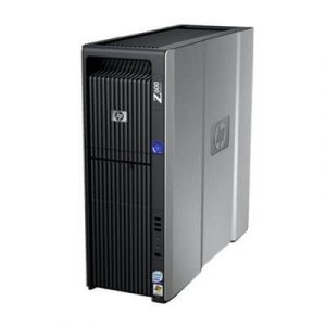 HP Workstation Z600 2 x Xeon E5506/32GB/250GB