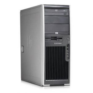 HP Workstation XW4600 Intel Core2Quad Q9300 4GB 320GB