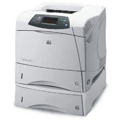 Imprimante second hand HP Laserjet 4200DTN duplex+sertar+rețea