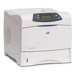 Imprimante second hand cu retea HP Laserjet 4250DN, duplex automat