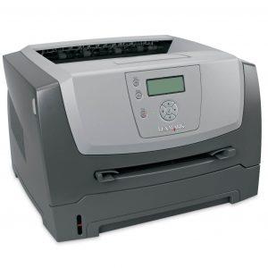Imprimanta laser cu retea Lexarmk E450DN, duplex automat