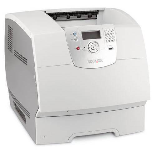 Imprimante laser second hand Lexmark T642N