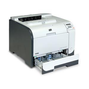 Imprimanta laser color HP Laserjet CP2025dn, duplex+retea