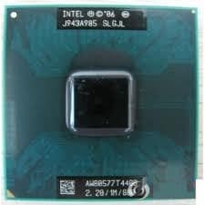 Procesor laptop Core Duo T4400 2.20GHz